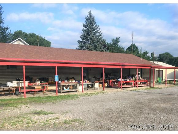 106 WOLCOTT ST, Willshire, Ohio 45898, ,Commercial-Industrial,For Sale,WOLCOTT ST,112607